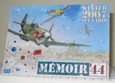 Memoir '44: Winter 2007 Scenario