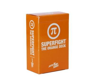 SUPERFIGHT! The Orange Deck