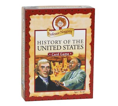 Professor Noggin's History of the United States