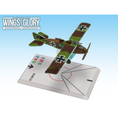 Wings of Glory: WW1 Airplane Pack - Roland C.IIA (FFA 292B)