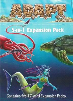 A.D.A.P.T.: 5-in-1 Expansion Pack