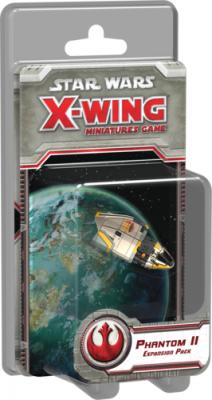Star Wars: X-Wing Miniatures Game - Phantom II