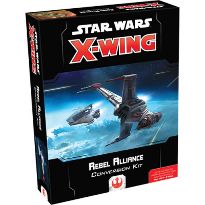 Star Wars: X-Wing (Second Edition) – Rebel Alliance Conversion Kit