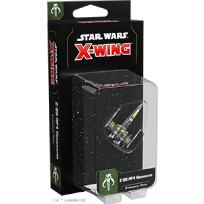Star Wars: X-Wing (Second Edition) – Z-95-AF4 Headhunter Expansion Pack