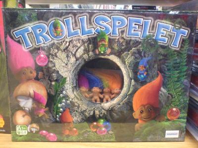 Trollspelet