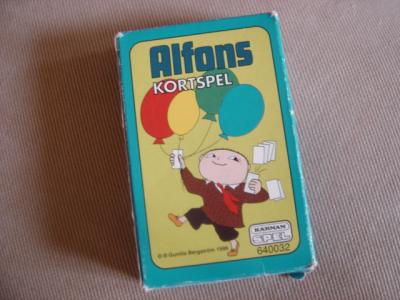 Alfons kortspel