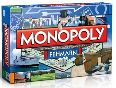 Monopoly - Fehmarn