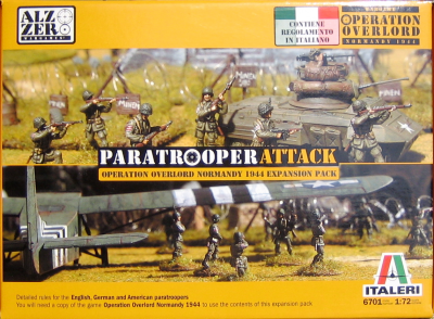 Operation Overlord – Paratrooper Attack