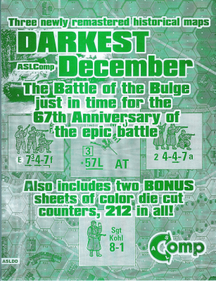 Darkest December: Battle of the Bulge