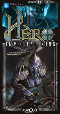 Hero: Immortal King: The Infernal Forge