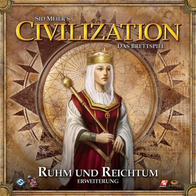 Sid Meier's Civilization: Das Brettspiel - Ruhm und Reichtum