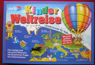 Kinder-Weltreise