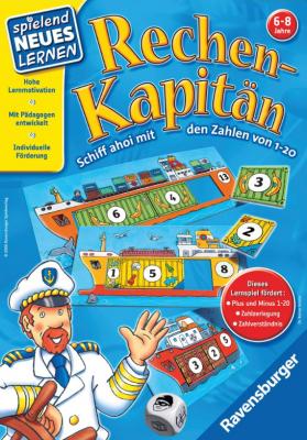 Rechen-Kapitän
