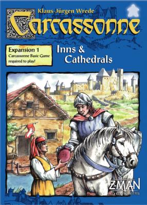 Carcassonne: De uitbreiding