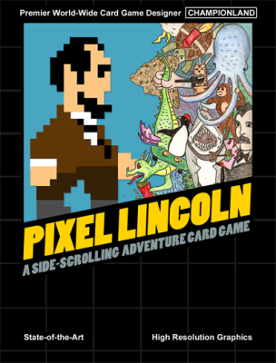 Pixel Lincoln