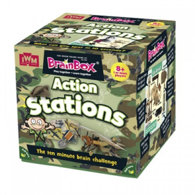 BrainBox: Action Stations