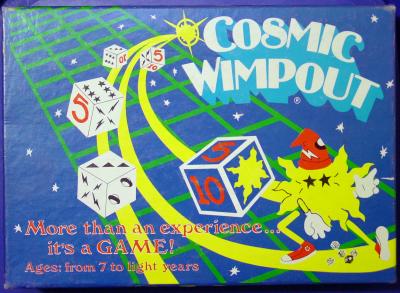 Cosmic Wimpout