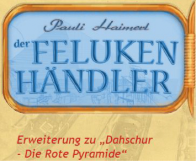 Dahschur: Die Rote Pyramide – Der Felukenhändler