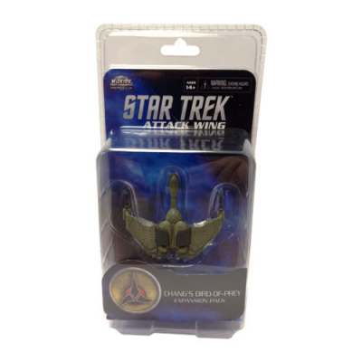 Star Trek: Attack Wing - Chang's Bird of Prey Klingon Expansion Pack