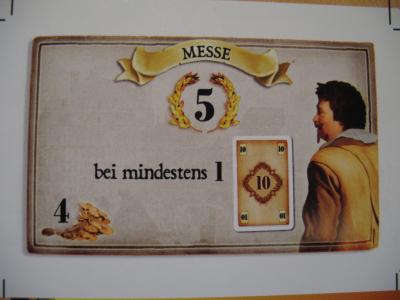 Merkator: Messe Sonderkarte