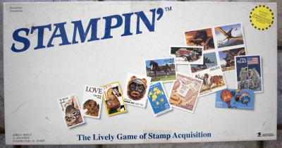 Stampin'