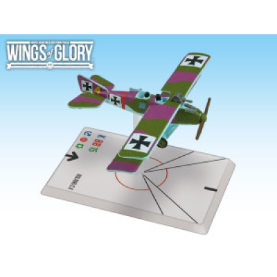 Wings of Glory: WW1 Airplane Pack - Roland C.II (Luftstreitkräfte)