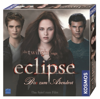 The Twilight Saga: Eclipse - The Movie Board Game