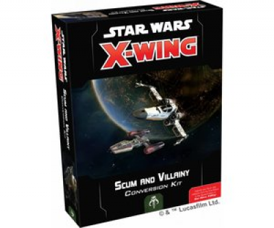 Star Wars: X-Wing (Second Edition) – Scum and Villainy Conversion Kit