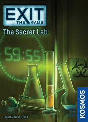 EXIT: The Game - Det Hemmelige Laboratorium