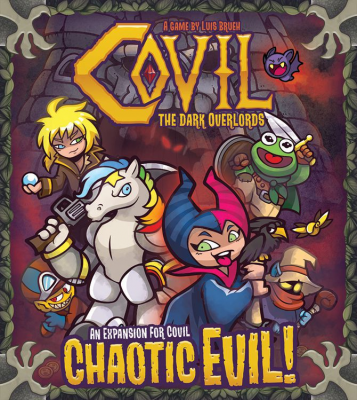Covil: The Dark Overlords – Chaotic Evil!