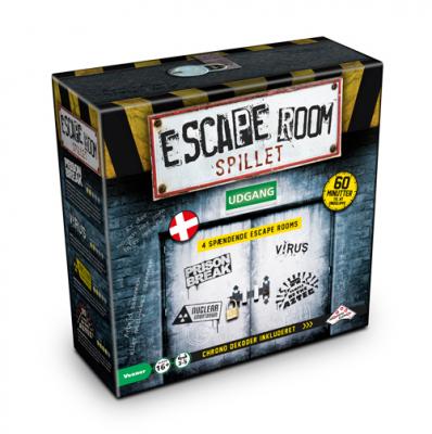 Escape Room pakohuonepeli