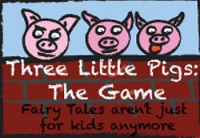 Three Little Pigs: The Game