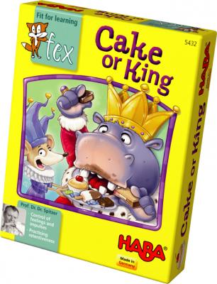 Cake or King