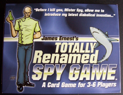 James Ernest's Totally Renamed Spy Game