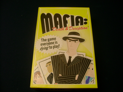 Mafia: Death and Deception