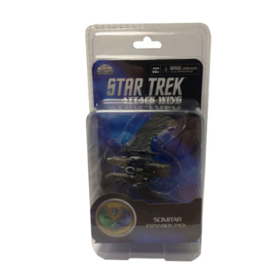Star Trek: Attack Wing - Scimitar Romulan Expansion Pack
