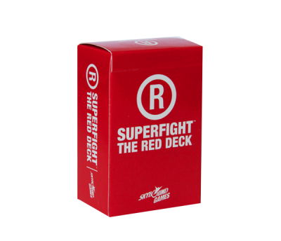SUPERFIGHT! The Red Deck