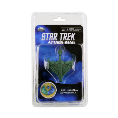 Star Trek: Attack Wing – I.R.W. Haakona Romulan Expansion Pack