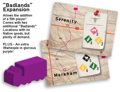 The Great Heartland Hauling Co.: Badlands