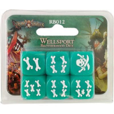 Rum & Bones: Wellsport Brotherhood - Dice