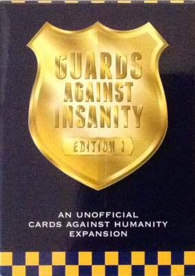 Guards Against Insanity: Edition 1