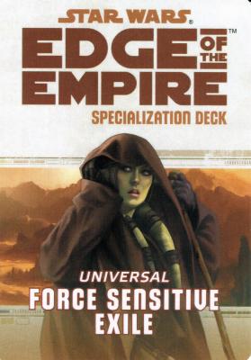 Universal Force Sensitive Exile