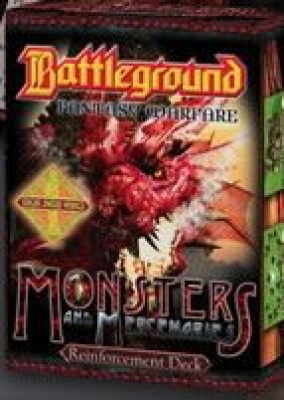 Battleground Fantasy Warfare: Monsters & Mercenaries Reinforcements
