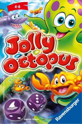 Jolly Octopus Mitbringspiel