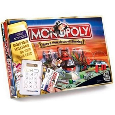 Monopoly: Here & Now Electronic Banking (London Edition)