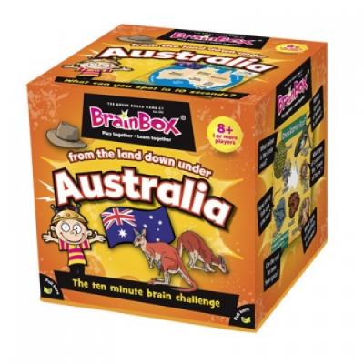 BrainBox: Australia