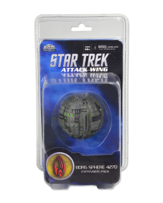 Star Trek: Attack Wing – Borg Sphere 4270 Expansion Pack