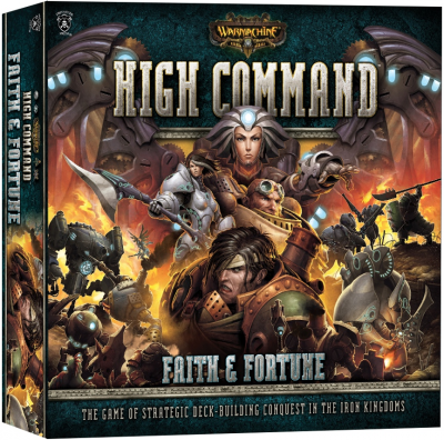 Warmachine: High Command – Faith and Fortune