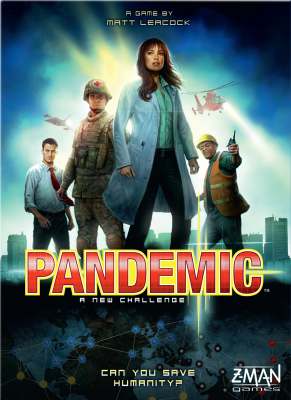Pandémie - Edition Révisée