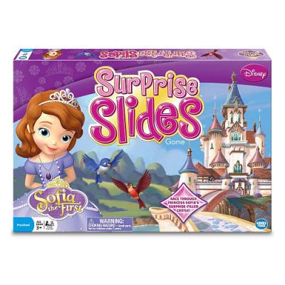 Surprise Slides Game